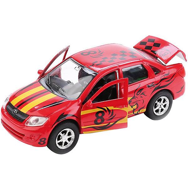 ТЕХНОПАРК Машинка Технопарк Lada granta sport, 12 см машины технопарк машина lada granta полиция