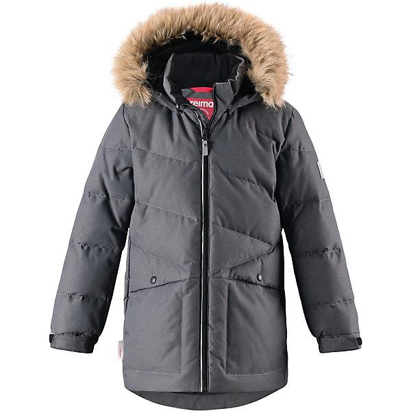 Купить Куртка Reima для мальчика, Китай, темно-серый, 146, 134, 158, 140, 128, 164, 122, 152, 104, 116, 110, Женский