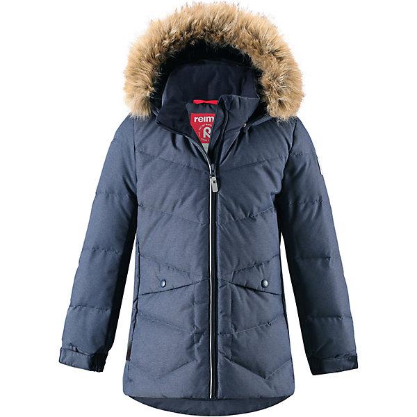 Купить Куртка Reima для девочки, Китай, темно-синий, 116, 134, 140, 128, 122, 146, 104, 152, 164, 158, 110, Женский