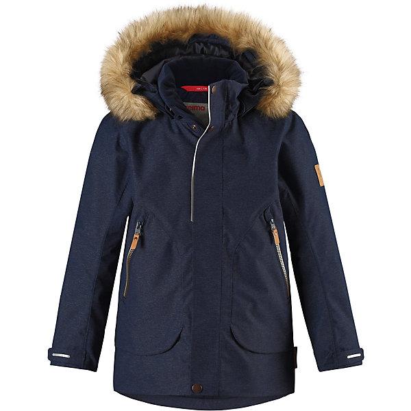 Купить Куртка Outa Reima для мальчика, Китай, темно-синий, 152, 122, 140, 146, 158, 134, 164, 104, 128, 110, 116, Мужской