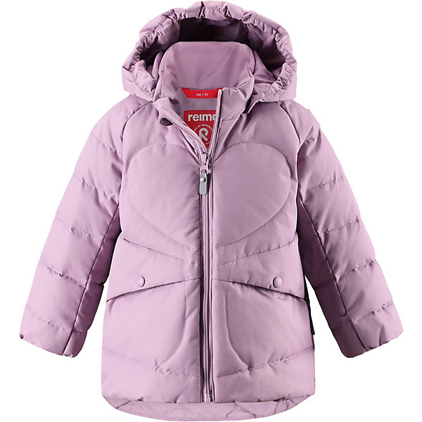Reima Куртка Loiste Reima для девочки куртка для девочки reima цвет розовый 5313864410 размер 110