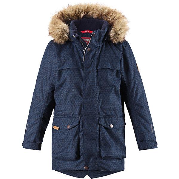 Купить Куртка Reima для мальчика, Китай, темно-синий, 128, 116, 110, 134, 140, 164, 122, 152, 158, 104, 146, Унисекс