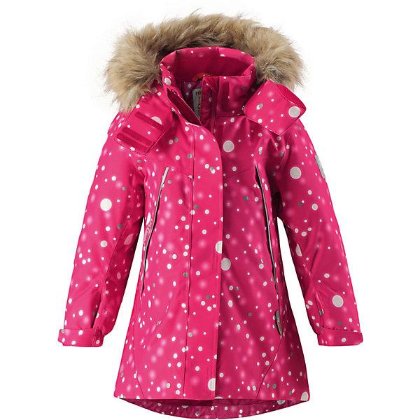 Купить Куртка Reima для девочки, Китай, розовый, 110, 104, 134, 98, 122, 140, 128, 116, 92, Женский