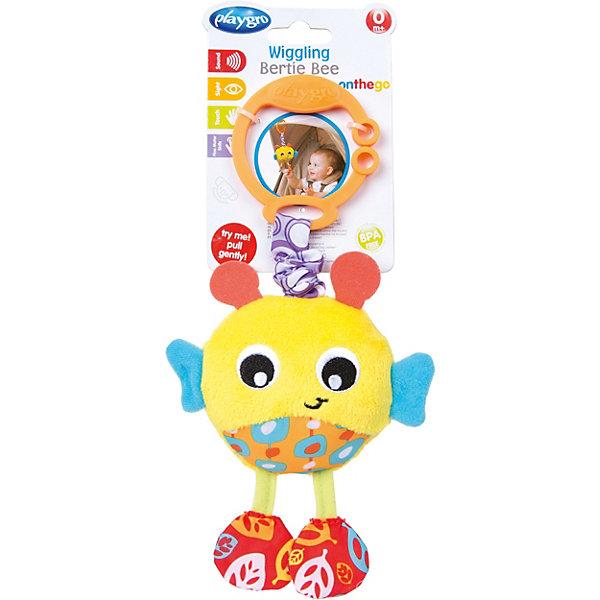 Playgro Игрушка-подвеска Playgro Пчелка playgro игрушка активный центр в мире животных playgro