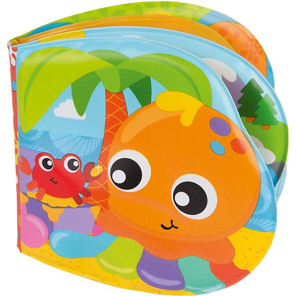 Playgro Игрушка книжка для игр в ванной Playgro playgro игрушка активный центр в мире животных playgro