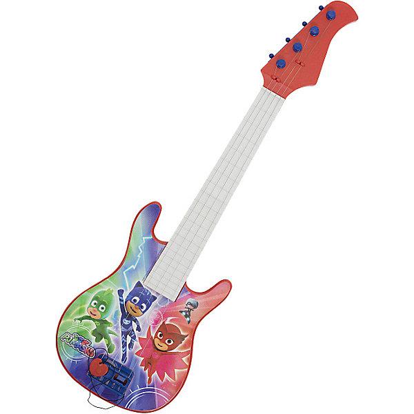 Купить Гитара с медиатором Росмен Герои в масках , Росмэн, Китай, Унисекс