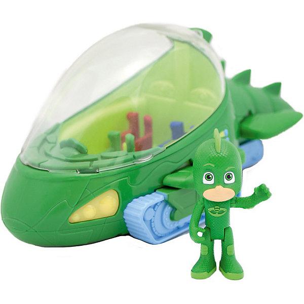 Купить Игровой набор Росмен Герои в масках Геккомобиль, Росмэн, Китай, Мужской