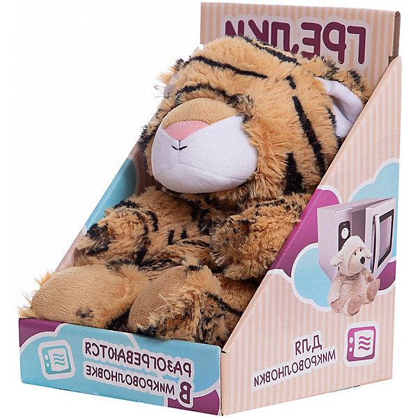 Warmies Мягкая игрушка грелка Warmies Тигр мягкая игрушка грелка лисица warmies cozy plush лиса коричневый текстиль cp fox 2