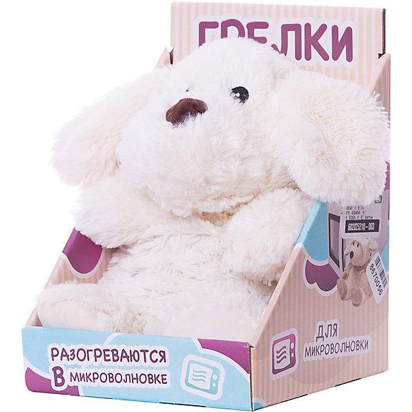 Warmies Мягкая игрушка грелка Warmies Щенок, кремовый мягкая игрушка грелка лисица warmies cozy plush лиса коричневый текстиль cp fox 2