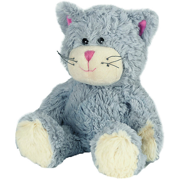 Warmies Мягкая игрушка грелка Warmies Кот, синий мягкая игрушка грелка лисица warmies cozy plush лиса коричневый текстиль cp fox 2