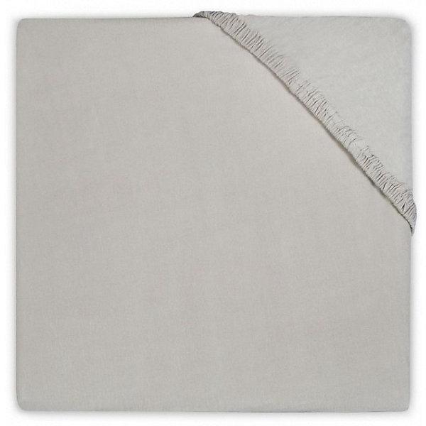 Простыня на резинке 60х120см, Sand (Песочный)Постельное белье в кроватку новорождённого<br>Характеристики:<br><br>• цвет: песочный<br>• размер изделия: 60х120 см.<br>• однотонная простыня на резинке;<br>• сочетается с любыми цветами постельных комплектов;<br>• мягкая и нежная ткань;<br>• регулирование температуры тела;<br>• материал: тонкая ткань джерси;<br>• плотность: 140 гр/мкв;<br>• стирать при 40-60 градусах<br><br>Однотонные простынки Jollein (Жолляйн) могут сдержанно поддержать основную цветовую идею интерьера детской комнаты, либо же наоборот – стать стильным цветовым акцентом в минималистичном интерьере. Нежная и приятная к телу ткань, тонкое полотно простыни, возможность расслабиться и сладко уснуть.<br>Ширина мм: 240; Глубина мм: 190; Высота мм: 40; Вес г: 250; Цвет: бежевый; Возраст от месяцев: 0; Возраст до месяцев: 3; Пол: Унисекс; Возраст: Детский; SKU: 8670195;