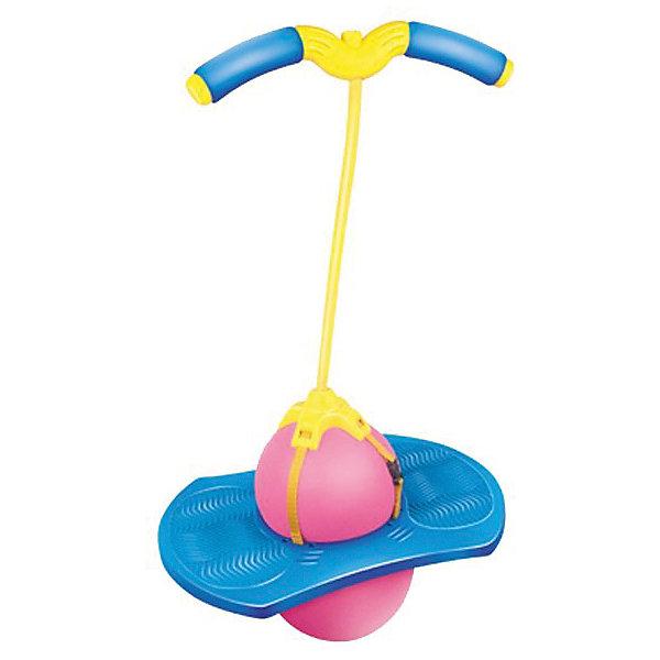 Купить Тренажер для прыжков Junfa Pogo-stick , Junfa Toys, Китай, разноцветный, Унисекс