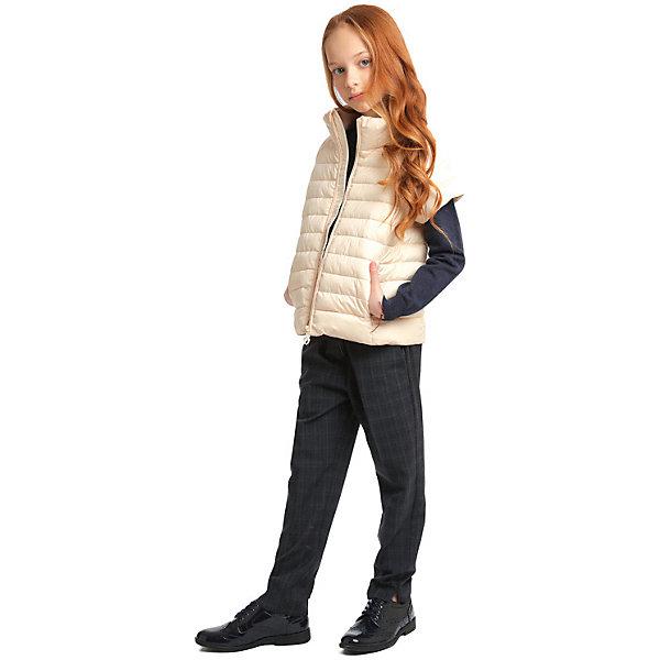 Купить Брюки S'cool для девочки, Китай, темно-синий, 158, 122, 134, 140, 146, 152, 164, 128, Женский