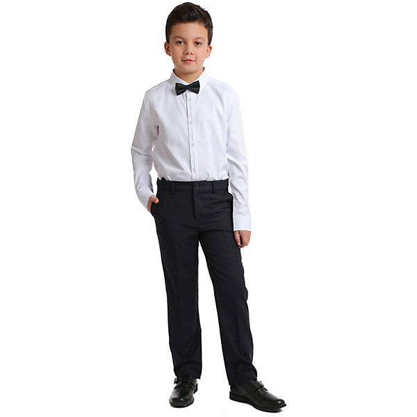 Купить Брюки S'cool для мальчика, Китай, серый, 164, 158, 152, 146, 122, 128, 134, 140, Мужской