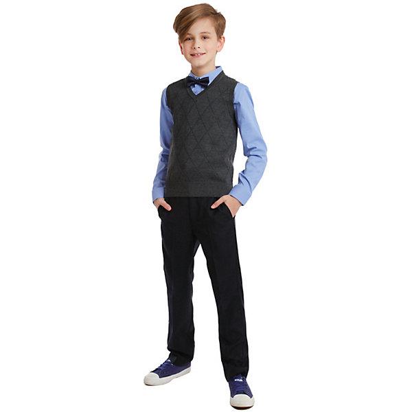 S'cool Жилет S'cool для мальчика жилет серый nicolle joy