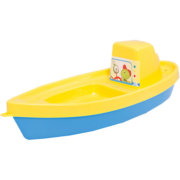 Игрушечная лодка Zebratoys