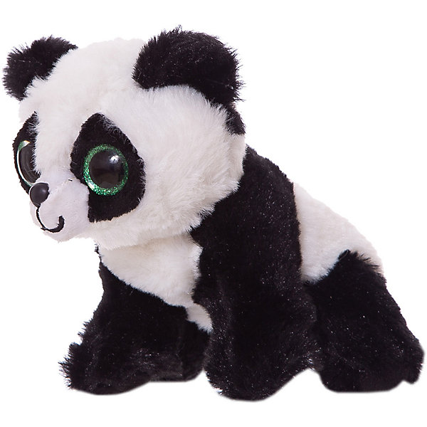 ABtoys Мягкая игрушка ABtoys Панда чёрно-белая, 15 см игрушка мягкая динозавр плюшевый 3 цвета 28 см