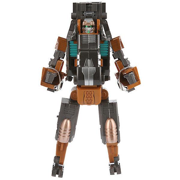 Купить Робот-бластер 2 в 1 ShantouGepai Deformation Леопард, 8 зарядов, Shantou Gepai, Китай, серый/оранжевый, Мужской
