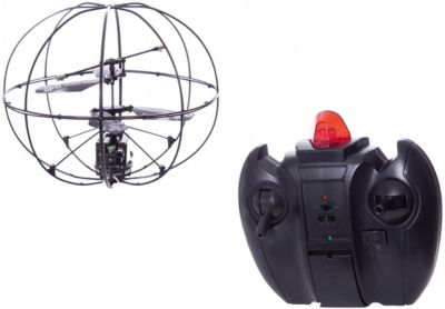 Шар летучий ABtoys, на инфракрасном управлении, чёрный, артикул:8688331 - Радиоуправляемые игрушки