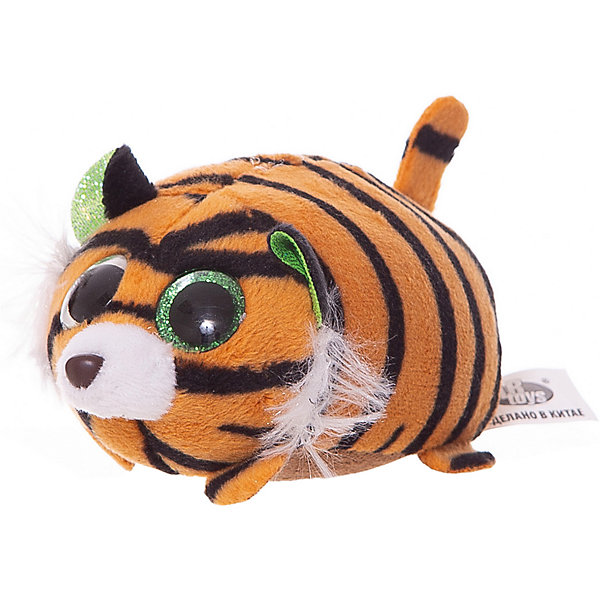 ABtoys Мягкая игрушка Тигрёнок , 10 см