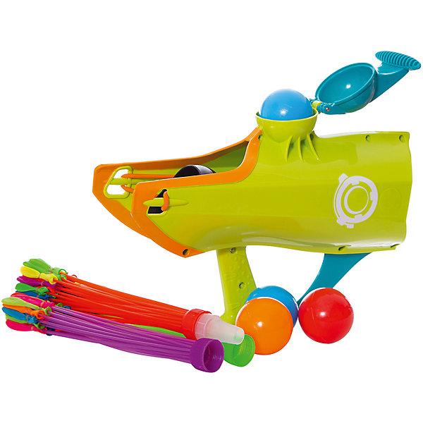 Купить Бластер для водяных бомбочек и снежков 3 в 1 ABtoys Веселые забавы , Китай, разноцветный, Мужской