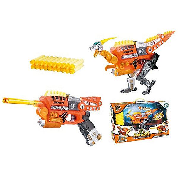Купить Dinobots 2в1 робот-бластер, фиолетовый, 50х32х15 см ShantouGepai, Shantou Gepai, Китай, желтый, Мужской