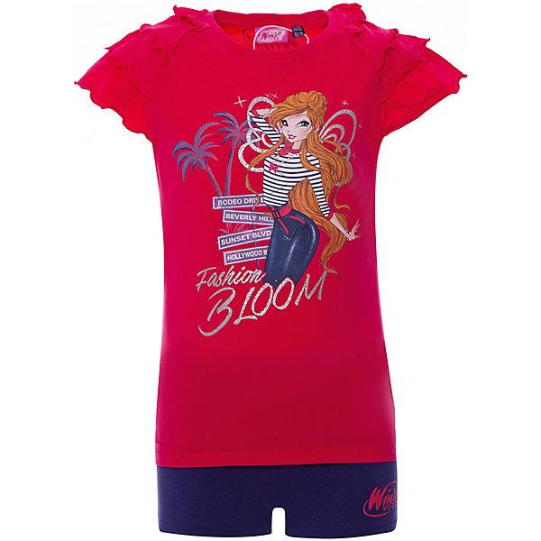 Комплект :футболка,шорты Original Marines для девочкиКомплекты<br>Комплект :футболка,шорты Original Marines для девочки<br>Состав:<br>90% хлопок 10% эластан<br>Ширина мм: 199; Глубина мм: 10; Высота мм: 161; Вес г: 151; Цвет: розовый; Возраст от месяцев: 24; Возраст до месяцев: 36; Пол: Женский; Возраст: Детский; Размер: 116,92,104; SKU: 8688557;