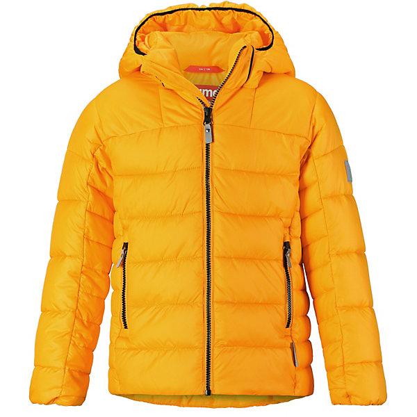 Купить Куртка Reima для мальчика, Китай, желтый, 116, 140, 128, 122, 158, 152, 104, 134, 110, 164, 146, Мужской
