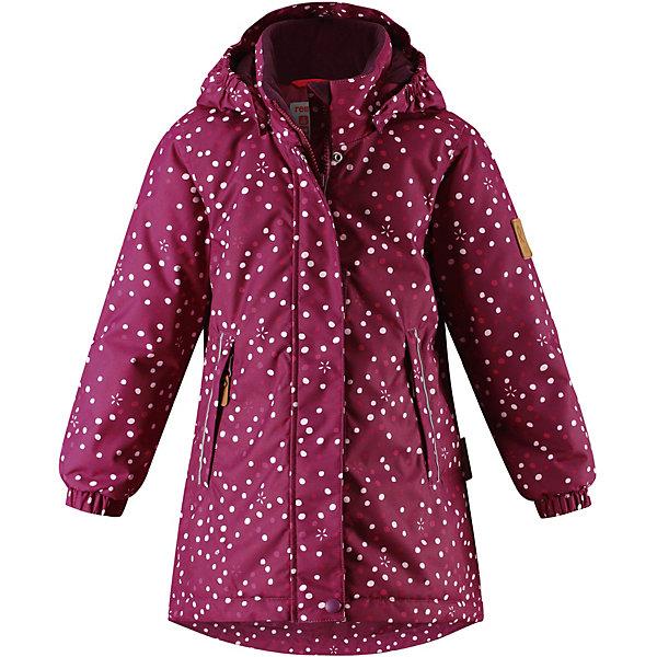 Купить Куртка Reima для девочки, Китай, розовый, 104, 110, 128, 140, 122, 92, 116, 134, 98, Женский