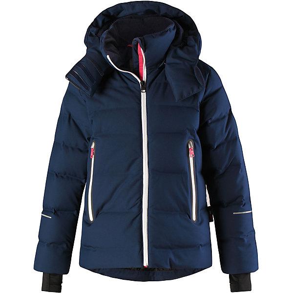 Купить Куртка Waken Reima для девочки, Китай, темно-синий, 104, 128, 152, 134, 116, 110, 140, 158, 164, 122, 146, Женский
