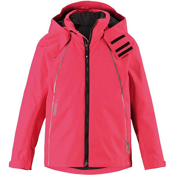 Купить Куртка Brisk Reima для девочки, Китай, красный, 134, 128, 122, 158, 104, 116, 152, 140, 110, 146, 164, Женский