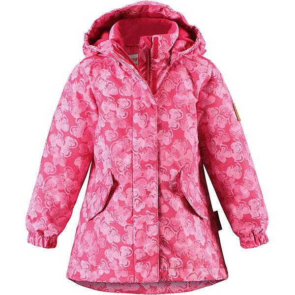 Купить Куртка Reima для девочки, Китай, розовый, 110, 122, 92, 140, 104, 134, 116, 128, 98, Женский