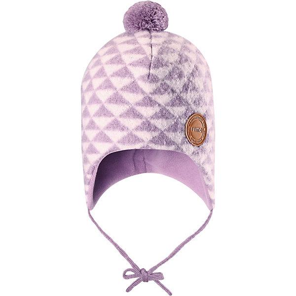 Купить Шапка Kauris Reima, Шри-Ланка, розовый, 50, 52, 46, 48, Унисекс