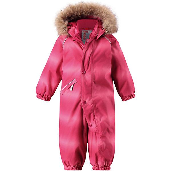 Купить Утепленный комбинезон Reima Lappi, Китай, розовый, 80, 74, 86, 98, 92, Женский