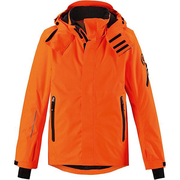 Купить Куртка Wheeler Reima для мальчика, Китай, оранжевый, 152, 128, 122, 110, 134, 116, 146, 158, 164, 104, 140, Мужской