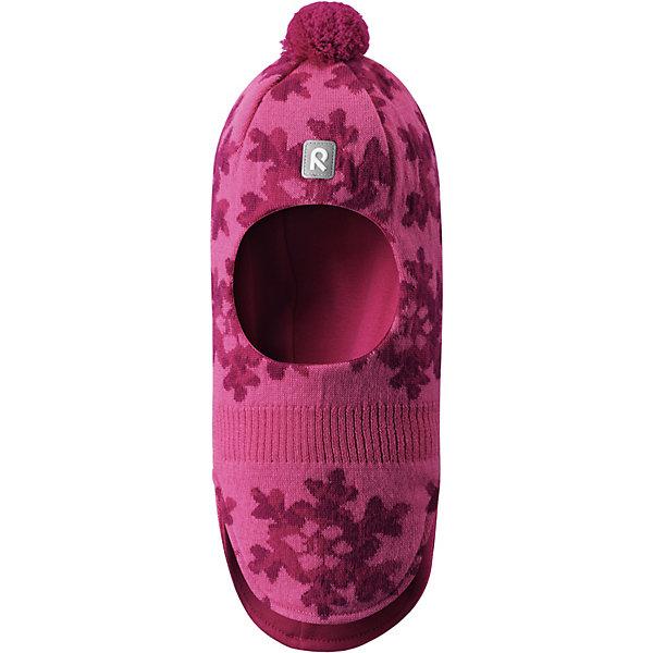 Reima Шапка-шлем Akwe Reima для девочки reima шапка шлем korppi reima