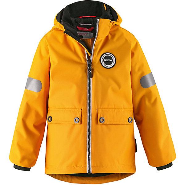 Купить Куртка Seiland Reima, Китай, золотой, 80, 140, 92, 104, 128, 122, 116, 110, 98, 86, 134, Унисекс