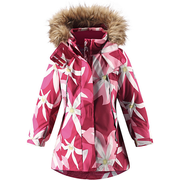 Купить Куртка Reima для девочки, Китай, розовый, 122, 92, 98, 116, 134, 104, 140, 110, 128, Женский