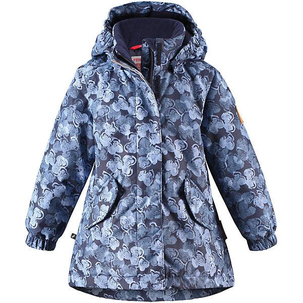Купить Куртка Reima для девочки, Китай, серый, 140, 134, 92, 104, 98, 116, 110, 122, 128, Женский
