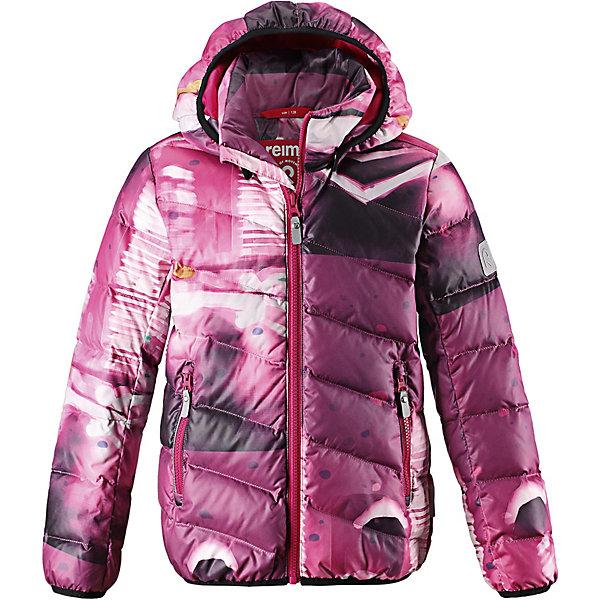 Купить Куртка Reima для девочки, Китай, розовый, 158, 134, 116, 140, 110, 152, 122, 104, 146, 128, 164, Женский