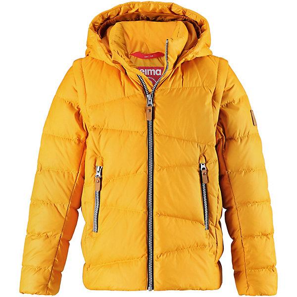 Купить Куртка Martti Reima для мальчика, Китай, золотой, 116, 110, 140, 158, 122, 164, 104, 128, 152, 134, 146, Мужской