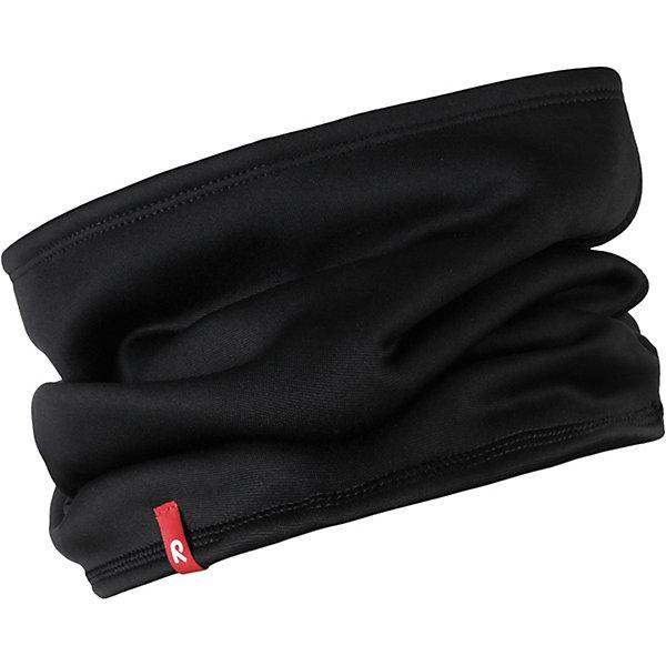 Купить Шарф-хомут Huuhkain Reima, Китай, черный, one size, Унисекс