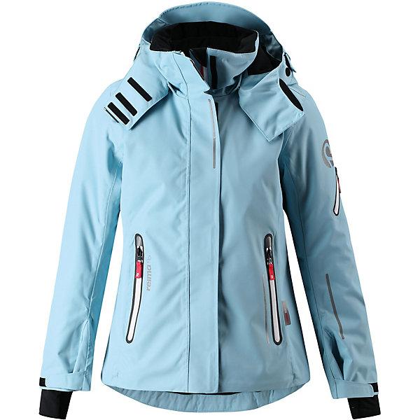Купить Куртка Reima для девочки, Китай, бирюзовый, 146, 164, 152, 122, 140, 128, 134, 158, Женский