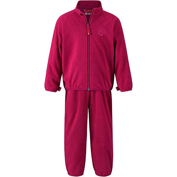 Купить Комплект Reima Etamin: толстовка и брюки, Китай, розовый, 92, 80, 86, 98, Женский
