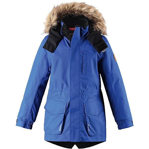 Купить Куртка Naapuri Reima, Китай, синий, 134, 128, 152, 110, 140, 116, 164, 122, 104, 158, 146, Унисекс