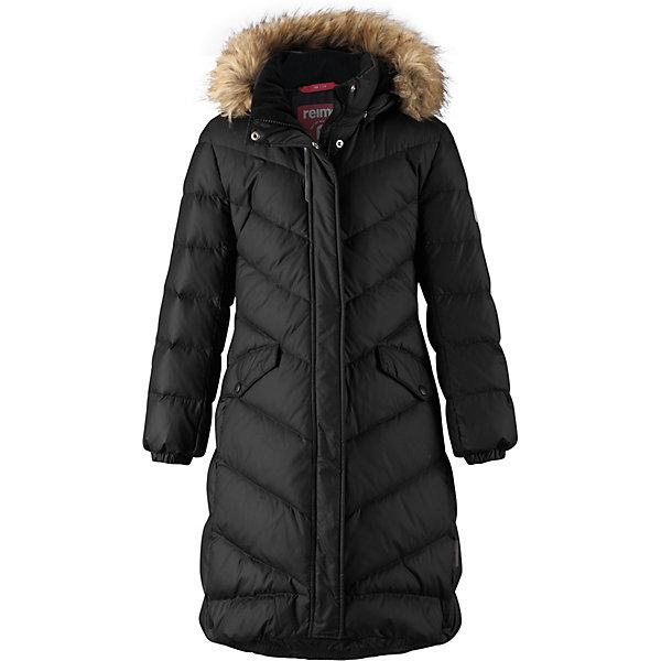 Купить Куртка Reima для девочки, Китай, черный, 116, 104, 134, 158, 110, 128, 152, 164, 122, 146, 140, Женский
