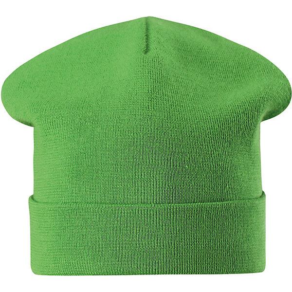 Купить Шапка Reima, Китай, зеленый, 56, 48, 52, Унисекс