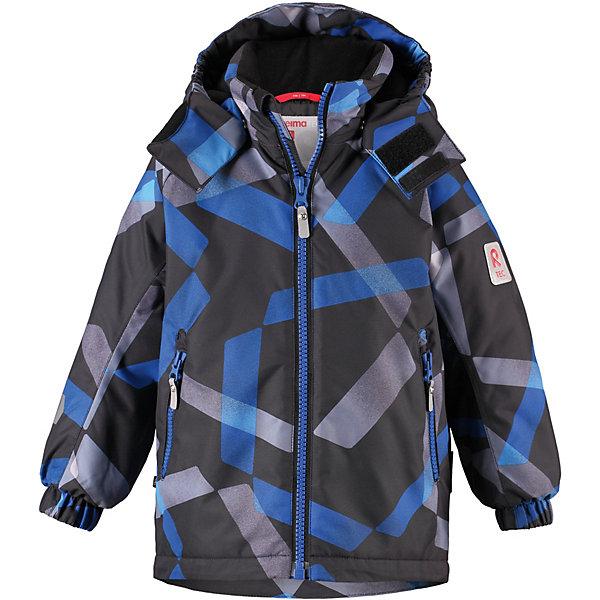 Купить Куртка Reima, Китай, черный, 98, 134, 104, 128, 116, 140, 122, 110, 92, Унисекс