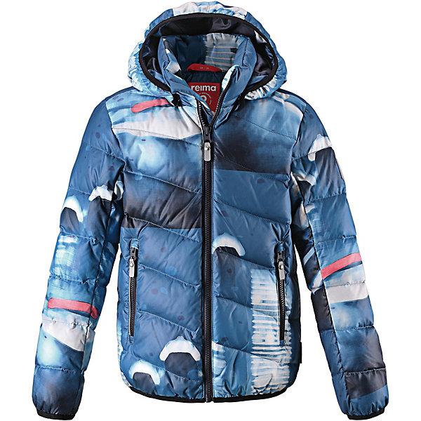 Купить Куртка Reima для мальчика, Китай, синий, 116, 110, 104, 164, 152, 122, 146, 158, 128, 140, 134, Мужской