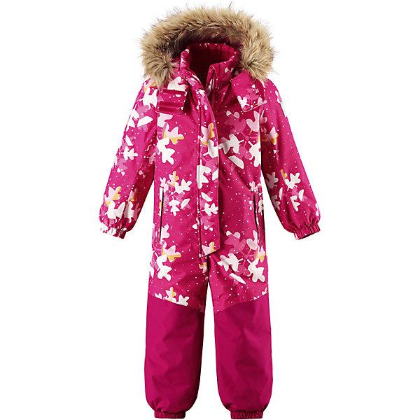 Купить Комбинезон Reima для девочки, Китай, розовый, 122, 140, 134, 104, 110, 92, 116, 128, 98, Женский